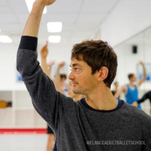 Adult Beginning Ballet 112